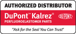 Authorized Distributor of Kalrez